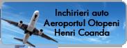 Inchirieri Auto Aeroportul Otopeni